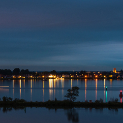 Durgerdam by night