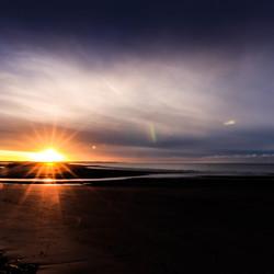 Evening dawn