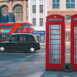 Something fishy in London
