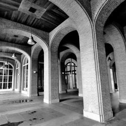 gewelven Harmoniegebouw