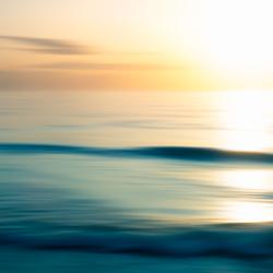 Camera shake op het strand