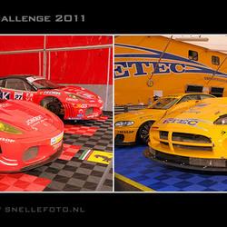 Red vs. Yellow - Speed vs. Power