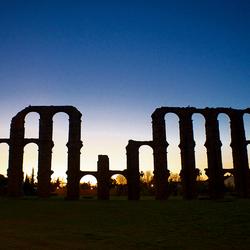 Merida aquaduct
