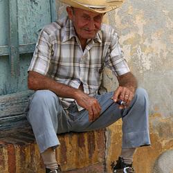 Cubaanse cowboy
