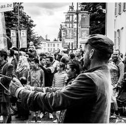 Antwerpen, straatfestival