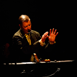 The Nits (Henk Hofstede) in concert...