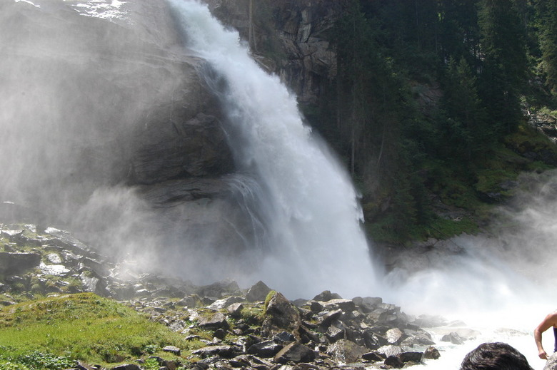 Wasserfall - Schitterend