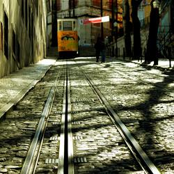 Tramlift Lissabon