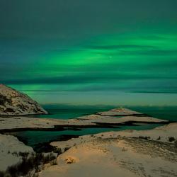Noorderlicht Sommarøy