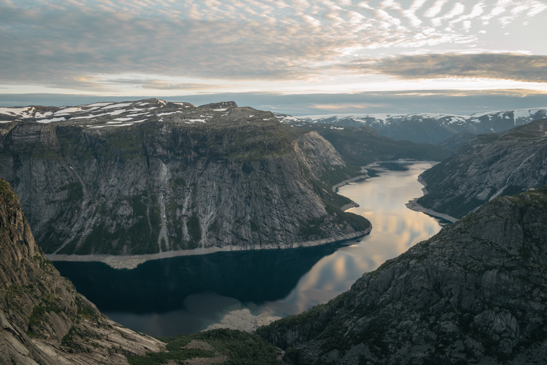 Norwegian glory.