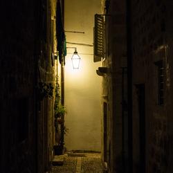 Dubrovnik - Rustig straatje