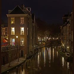 Utrechtse grachten hdr