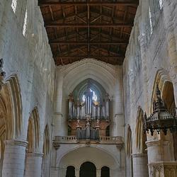 Cathédrale saint pierre saintes
