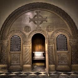 St. Anna klooster. (kerk)
