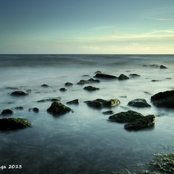 Noordzee bij Hargen