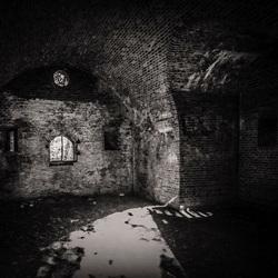 Fortified Diest Belgium