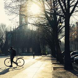 Winter in Berlijn