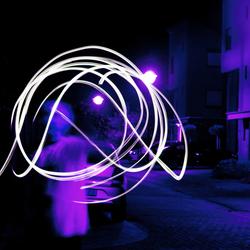 spelen met licht...