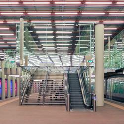 Metrostation Rdam Centraal