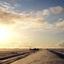 Zonsondergang op Noordpolderzijl