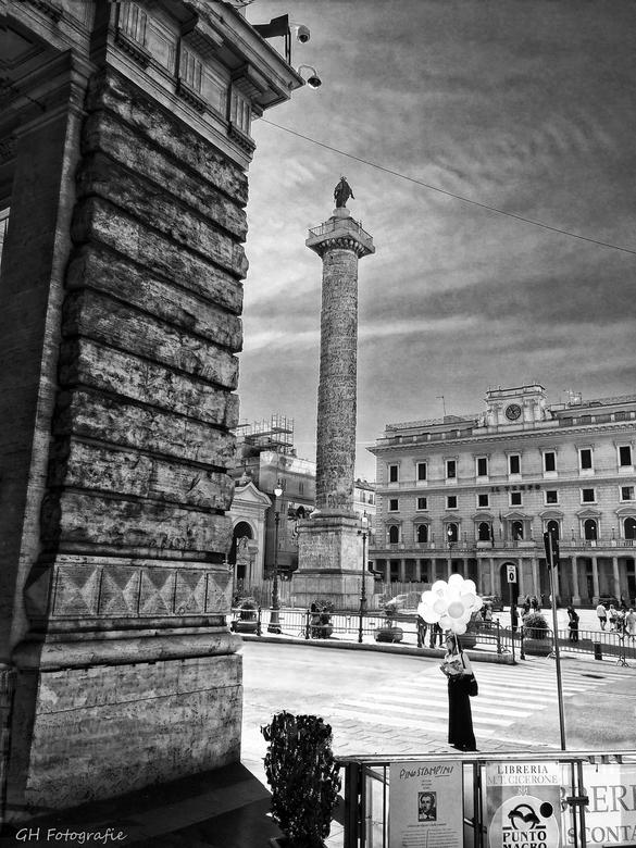 Rome - opname in Rome met mijn iphone gemaakt