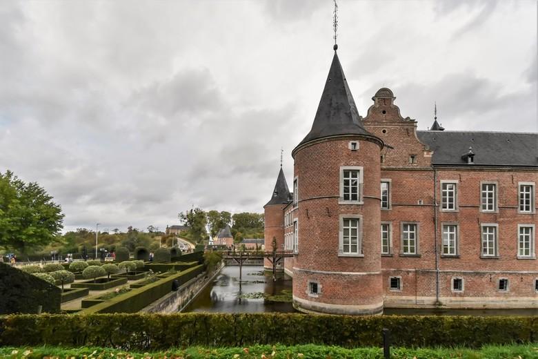 Alden Biesen fleur damour - Alden  Biesen  bloemschikhappening.<br /> De hoofdreden ....en als extra ook nog even een bezoek aan Maastricht.(nr 2 vol
