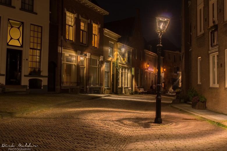 Deventer (Roggestraat-2) - HDR foto van de Roggestraat