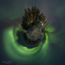 Little planet Aurora