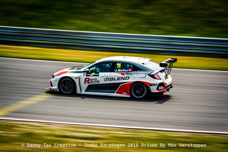 J Meller bocht 9 - Circuit zandvoort - TCR Benelux