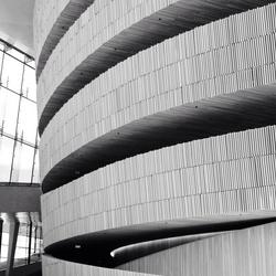 Operagebouw in Oslo