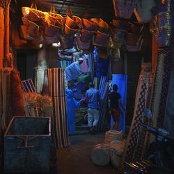 The carpet shop