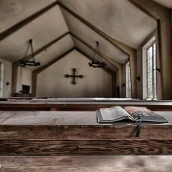 Abandoned church Germany