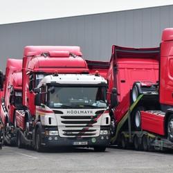 Truck transsporters.