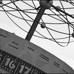Urania-Weltzeituhr Berlin