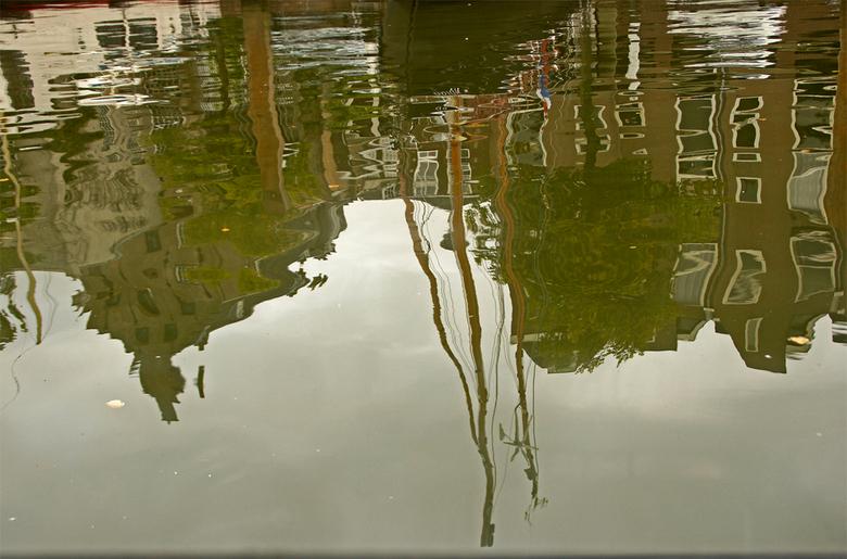 """Dordrecht - Op het water ziet alles er anders uit. <img  src=""""/images/smileys/smile.png""""/>"""