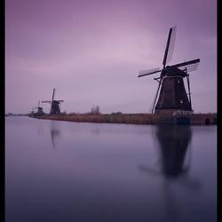 Kinderdijk - 30s exposure