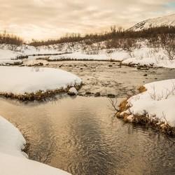 Watertje IJsland