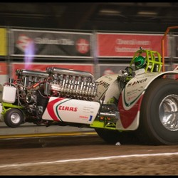 Tracktorpulling, Zwolle.....