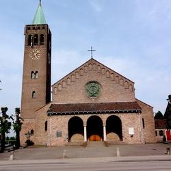 Nederland Rooms Katholieke Kerk Maria Geboorte  Driel
