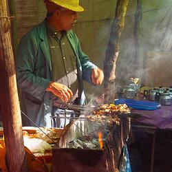 BBQ in Marrakesh
