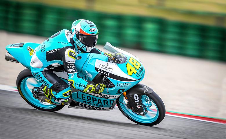 Lorenzo Dalla Porta #48 - World Champion 2019 Moto3
