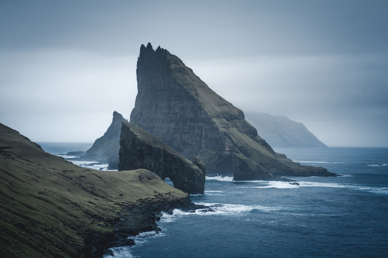 Faroe coastal.