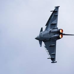 Euro fighter typhoon