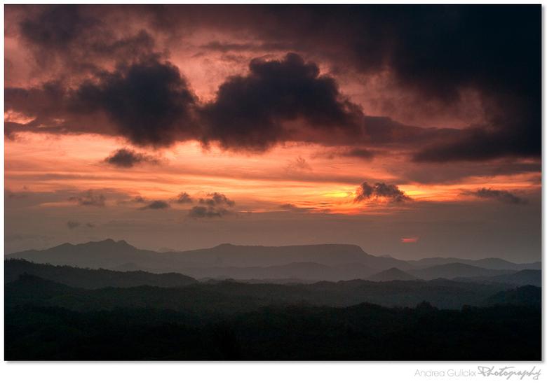 Panama Sunset