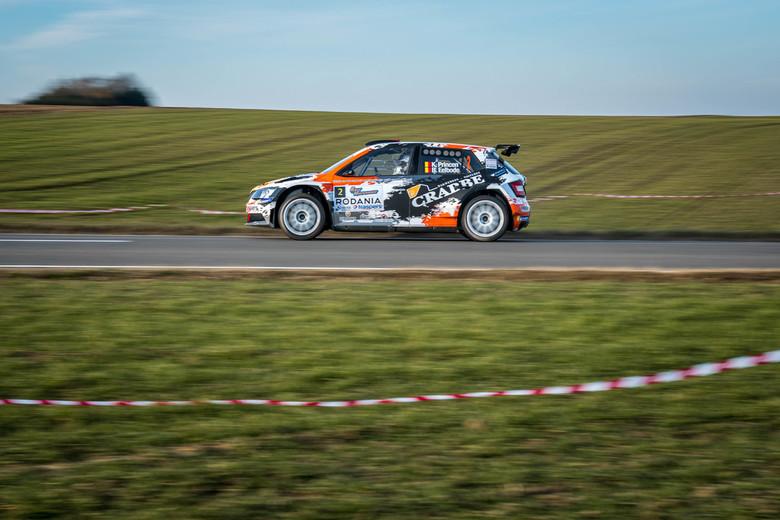 Speed - K. Princen<br /> Rally van Haspengouw