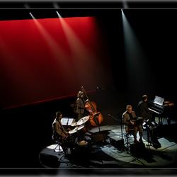 Accordeon ... Gwen Cresens Quartet
