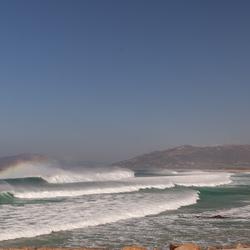 Uitdaging voor surfers