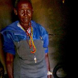 Masaai vrouw
