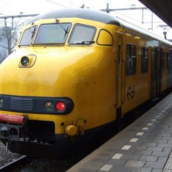 Mat '64 op station Roermond
