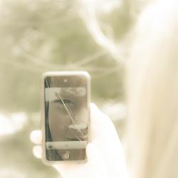 Haar iPod...